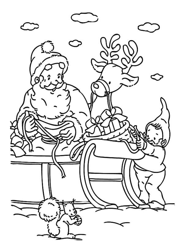 ausmalbilder weihnachten 17